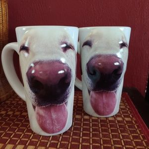 Happy Face coffee cups